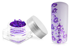 Jolifin Fantasy Glitter purple-passion