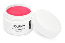 Jolifin Acryl Farbpulver neon red 5g
