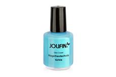 Jolifin Skin Cover - Nagelhautschutz türkis