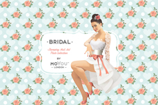 MoYou-London Schablone Bridal Collection 06