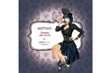 MoYou-London Schablone Gothic Collection 05