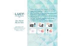 MoYou-London Schablone Kaleidoscope Collection 04
