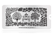 MoYou-London Schablone Mother Nature Collection 11