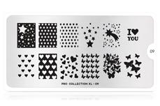 MoYou-London Schablone Pro XL Collection 09