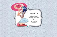 MoYou-London Schablone Suki Collection 04