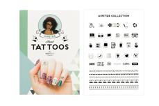 MoYou-London Hipster Handtattoos black 02