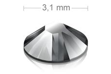 Swarovski Strasssteine - Light Chrome - 3,1mm