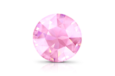 Swarovski Strasssteine - Light Rose - 2,7mm