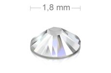 Swarovski Strasssteine - Crystal - 1,8mm