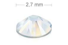Swarovski Strasssteine - white opal - 2,7mm
