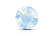 Swarovski Strasssteine - Air Blue Opal - 1,8mm