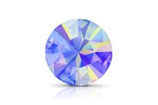 Swarovski Strasssteine - Sapphire irisierend - 1,8mm
