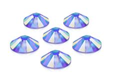 Swarovski Strasssteine - Sapphire irisierend - 2,7mm