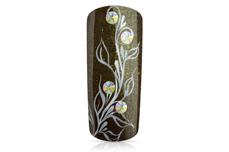 Swarovski Strasssteine - Periot irisierend - 3,1mm