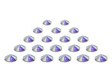 Swarovski Strasssteine - Paradise Shine irisierend - 1,8mm
