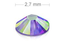 Swarovski Strasssteine - Paradise Shine irisierend - 2,7mm