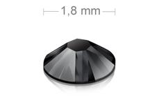 Swarovski Strasssteine - Hematite - 1,8mm