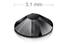 Swarovski Strasssteine - Hematite - 3,1mm
