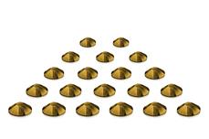 Swarovski Strasssteine - Dorado -1,8mm