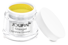 Jolifin Glasgel sunshine Glimmer 5ml