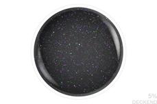 Jolifin Glasgel black Glimmer 5ml