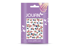 Jolifin Flora Nailart Tattoo 13