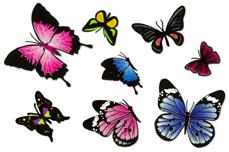 Jolifin Flora Nailart Tattoo 14