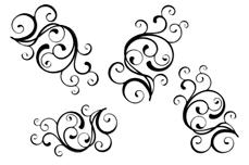 Jolifin Black Elegance Tattoo 11