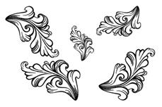 Jolifin Black Elegance Tattoo 12