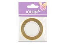 Jolifin Nailart Pinstripes chrome gold