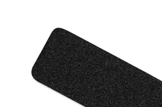 Jolifin Feile extra-breit schwarz 120/240
