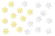 Jolifin Einleger Schneeflocke IV