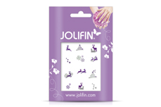 Jolifin Christmas Glitter Tattoo 13