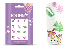 Jolifin Christmas Glitter Tattoo 14