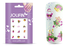 Jolifin Christmas Glitter Tattoo 15