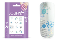 Jolifin Christmas Glitter Tattoo 16