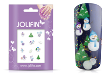Jolifin Christmas Glitter Tattoo 20