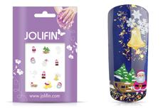 Jolifin Christmas Glitter Tattoo 21