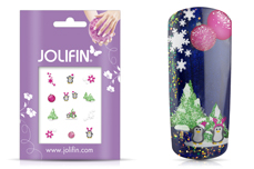 Jolifin Christmas Glitter Tattoo 22
