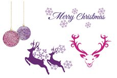 Jolifin Christmas Glitter Tattoo 23