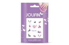 Jolifin Christmas Glitter Tattoo 23