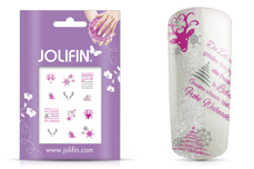 Jolifin Christmas Glitter Tattoo 24