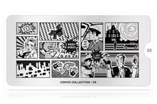 MoYou-London Schablone Comics Collection 03