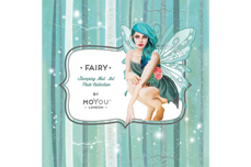 MoYou-London Schablone Fairytale Collection 08