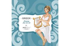 MoYou-London Schablone Greek Mythology Collection 06