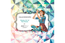 MoYou-London Schablone Kaleidoscope Collection 01