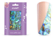 Jolifin Nailart Seashell Sticker 1