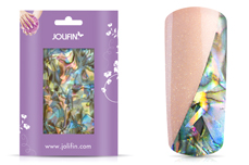 Jolifin Nailart Seashell Sticker 3