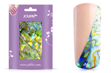 Jolifin Nailart Seashell Sticker 4