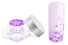 Jolifin Confetti Glitter - purple